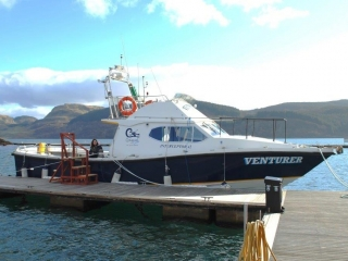 Venturer at Ardfern